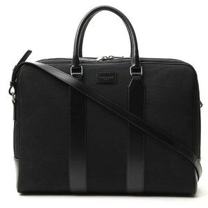 NEW $1650 Saint Laurent Men's Travel Briefcase